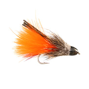 Muddler Marabou Orange Conehead Stl.8